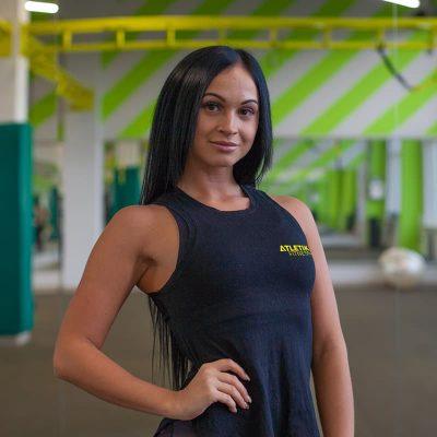 Фитнес Тренер - ATLETIKA - Красноярск