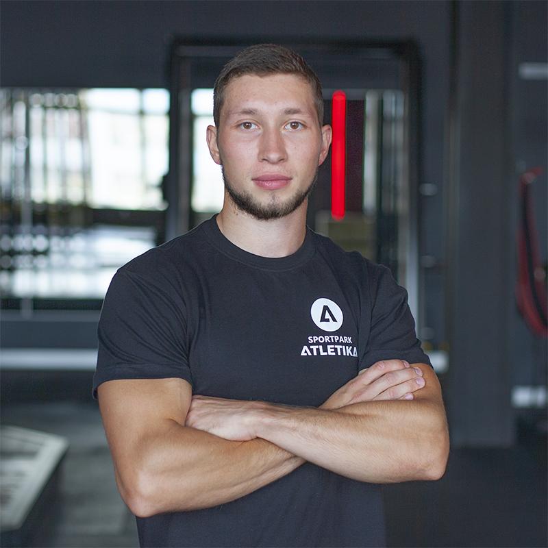 Андрей Кофтунов - Тренер-Инструктор Atletika-Ninja - ATLETIKA