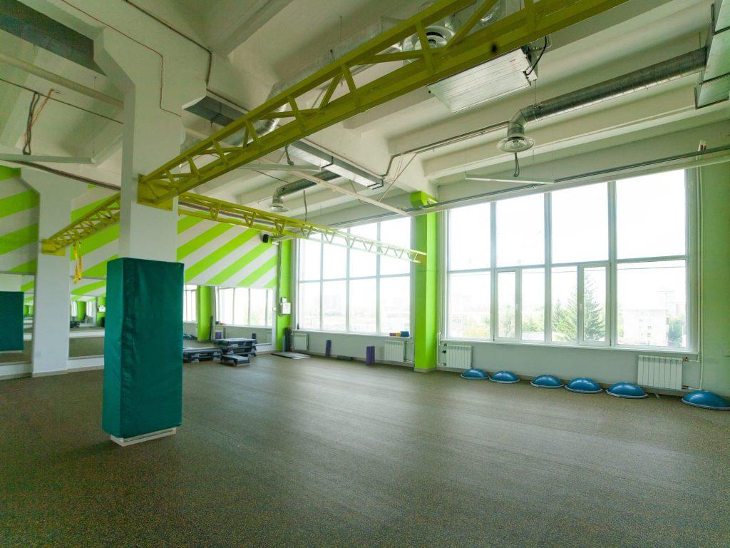 Фитнес зал ATLETIKA Fitness